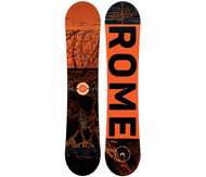 Rome Mini Agent Rocker Kids Snowboard 2017