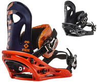 Flux PR Snowboard Bindings 2017
