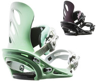 Flux GU Women's Snowboard Bindings 2017