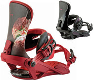 Nitro Ivy Women's Snowboard Bindings 2017