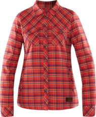 Orage Cole Women's Flannel Shirt 2017