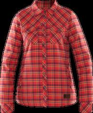 Orage Cole Women's Flannel Shirt 2017