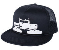 Spacecraft Snowcat Trucker Hat 2017