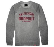 Line Dropout Crewneck Pullover 2018