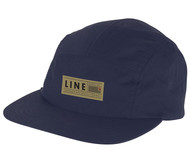 Line Flag 5 Panel Snapback Hat 2018