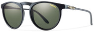 Matte Black - Polarized Grey Green