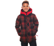 686 Woodland Insulated Boys Jacket 2018