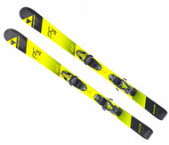 Fischer RC4 Race Jr Skis + FJ4 or FJ7 AC Bindings 2018