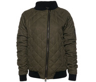 Saga Quilted Bomber Women's Jacket 2018