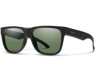 Matte Black/ChromaPop Polarized Grey Green