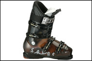 Lange Fluid 80 Fr Brown Ski Boots