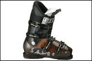 Lange Fluid 80 Fr Brown Ski Boots