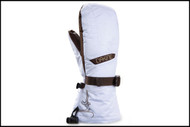 Dakine Tahoe Mitt White/Brown women's