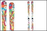 Roxy Alakazam Skis 2009