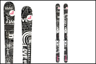 Roxy Broomstix Skis 2009