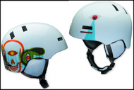 Giro Shiv White Klinesmith Pro Model Helmet
