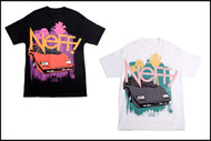 Neff Supercar Tee Shirt