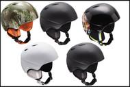 Red Hi-Fi Helmet