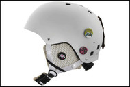 Salomon Kiana Jr. Helmet White