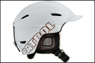 Salomon Patrol Ace Helmet White