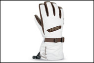 Dakine Tahoe Glove White/Brown Women's