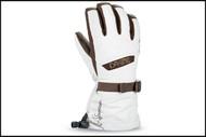 Dakine Tahoe Glove White/Brown Women's