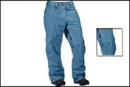 Salomon Temptress Pants Blue Lagoon