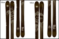 4frnt TNK Junior Skis 2010