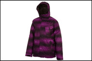 Orage Baldwin Jacket Purple/Black