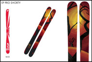 Line EP Pro Shorty Skis 2011