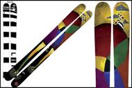Line Sir Francis Bacon Skis 2011