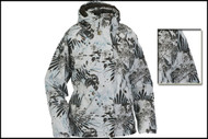 Salomon Exposure Jacket White