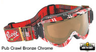 Scott Alias Pub Crawl Bronze Chrome