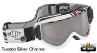 Scott Alias Tuxedo Silver Chrome