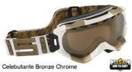 Scott Alibi Celebutante Goggles-Bronze Chrome