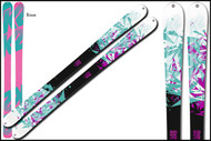 K2 Missdemeanor Skis 2011