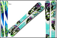 K2 Bad Apple Skis 2011