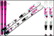 K2 Missy Skis & Bindings 2011