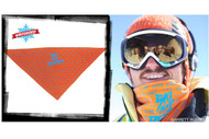 Line Ski and Destroy Bandana