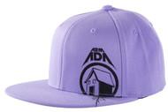 Armada Homey Flexfit Hat - Lavender