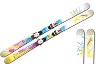 Fischer Addict Skis 2011