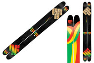 4frnt CRJ Signature Series Skis 2011