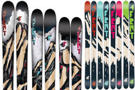 4frnt MSP Signature Series Skis 2011