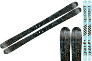 4frnt Click Identity Series Skis 2011