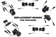 Ski Brakes Replacement Ski Brakes