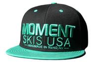 Moment Logo Cap Hat
