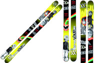 Volkl Wall Skis 2011
