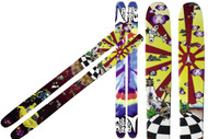 Atomic Bent Chetler Skis 183cm 2011
