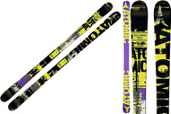 Atomic Punx Skis 2011