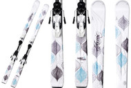 Atomic Seventh Heaven 76 Womens Skis with XTL 9 Bindings 2011